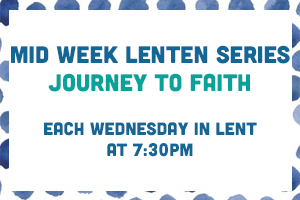 Lenten Series with the Rt. Rev. Bishop Ken Clarke
